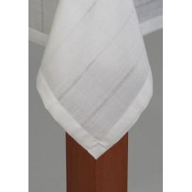 Obrus Kaja 110x160 Biały Irys