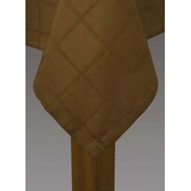 Obrus Kaja 140x180 Brązowy Irys