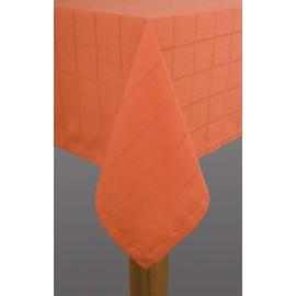 Obrus Kaja 140x300 Pomarańczowy Irys