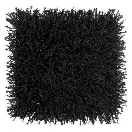Dywanik łazienkowy 60x60 - Amarillo - czarny