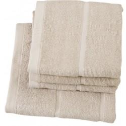 Ręcznik kąpielowy Adagio Linen 70x130 Aquanova