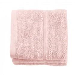 Ręcznik do rąk Adagio różowy 30x50 Aquanova