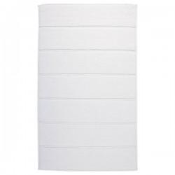 Dywanik łazienkowy 60x100 - Adagio - biały