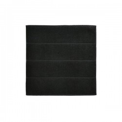 Dywanik łazienkowy 60x60 Adagio Black czarny