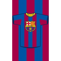 Ręcznik Barcelona 30x50 koszulka FCB 9277