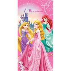 Ręcznik Princess 01 70x140 Be a princess 1689 Detexpol