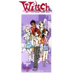 Ręcznik Witch 76x152 fioletowy 8508 Faro