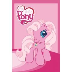 Ręcznik Kucyki Pony 40x60 Różowy Kucyk Pony