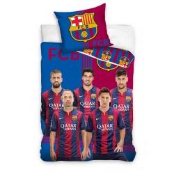 Pościel Barcelona 160x200 5404 FCB8016 Carbotex