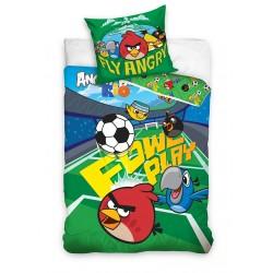 Pościel Angry Birds 160x200 5664 Fly Angry Carbotex