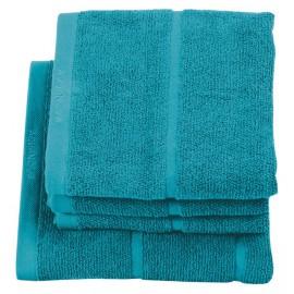 Ręcznik kąpielowy Adagio turkusowy 70x130 Aquanova