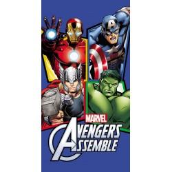 Ręcznik Avengers 70x140 Assemble 01 5866 Faro