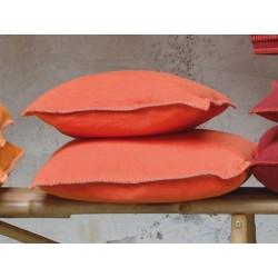 Poszewka David Fussenegger Sylt Uni Coral 40x40
