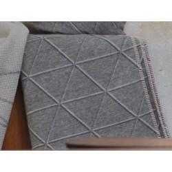 Koc David Fussenegger Sylt Triangle Grey 140x200