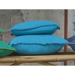 Poszewka David Fussenegger Sylt Uni Blue 50x50