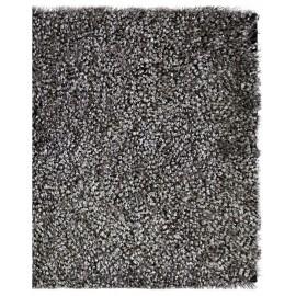 Dywanik łazienkowy czarny Xaria 60x60 Aquanova