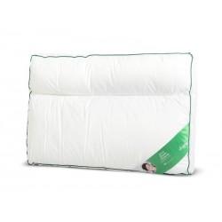 Poduszka anatomiczna materacowa dwukomorowa 50x60 bawełna 100% AMZ