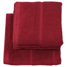 Ręcznik Adagio czerwony 55x100 Aquanova