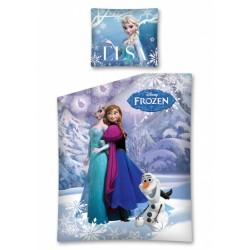 Pościel Frozen 160x200 Kraina Lodu 9630 Detexpol
