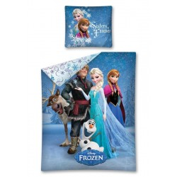 Pościel Frozen 160x200 Kraina Lodu 06 9647 Detexpol