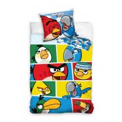 Pościel Angry Birds 160x200 Komiks Carbotex