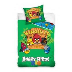 Pościel Angry Birds 160x200 Wingin It Carbotex