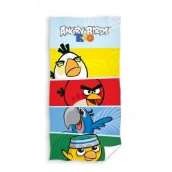 Ręcznik Angry Birds 70x140 Rio 5046 Detexpol