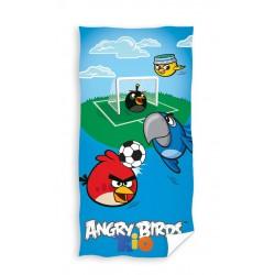 Ręcznik Angry Birds 70x140 Rio 5084 Carbotex