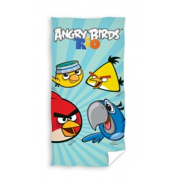 Ręcznik Angry Birds 70x140 5077 Carbotex