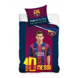 Pościel Barcelona 160x200 Leo Messi 9129 Carbotex