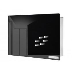 Skrzynka na klucze Blomus Velio Horizon Black z tablicą magnetyczną