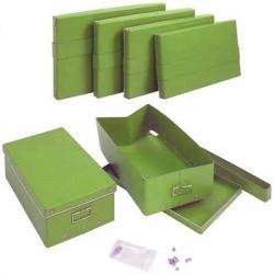 Pudełko z pokrywką zielone (24)