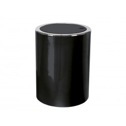Kosz na śmieci Kleine Wolke 5L Clap Black