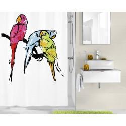 Zasłona Parrot Multicolor 180x200 Kleine Wolke