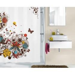 Zasłona Crazy Flower Multicolor 180x200 Kleine Wolke