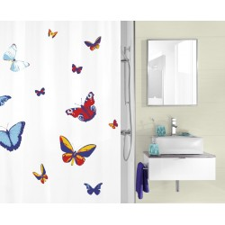 Zasłona Farfalla Multicolor 180x200 Kleine Wolke