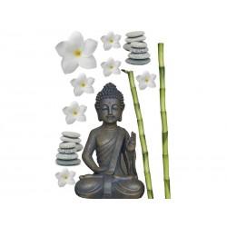 Dekoracja łazienkowa Kleine Wolke Buddha L