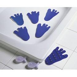 Minis Kleine Wolke Fuss Dark Blue x6
