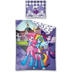 Pościel Kucyki Pony 160x200 2975 Detexpol