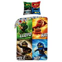 Pościel Lego Ninjago 140x200 5933 Halantex