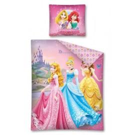 Pościel Księżniczki 140x200 Princess Detexpol