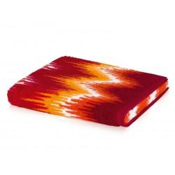 Ręcznik Move Ikat Red 80x150