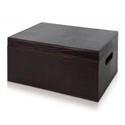 Pudełko Move Croco Brown