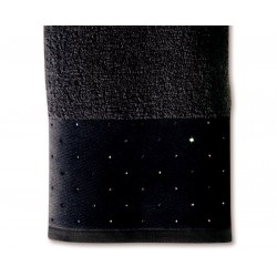 Ręcznik Move Crystal Black 80x150