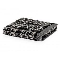 Ręcznik Move Brooklyn Tartan Black 50x100
