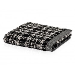 Ręcznik Move Brooklyn Tartan Black 80x150