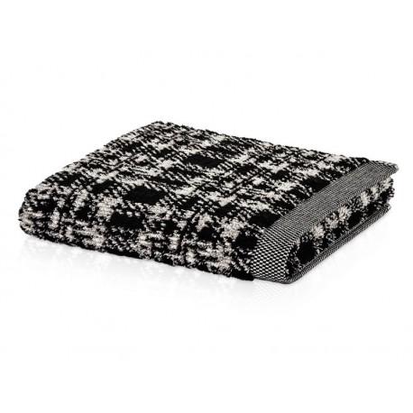 Ręcznik Move Brooklyn Tartan Black 80x150