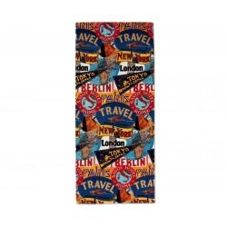 Ręcznik Move plażowy Travel 80x180