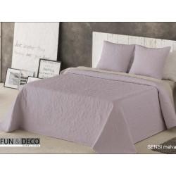 Narzuta Fundeco Sensi Pink 235x260+2P