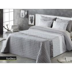 Narzuta Fundeco Divar Grey 270x260+2P
